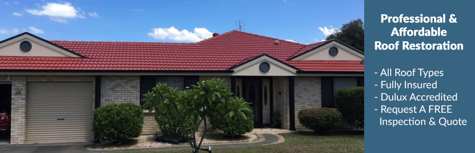 Click to Call - Request A Roof Restoration Quote Today